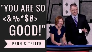 Download Penn & Teller: Fool Us // Indianapolis Magician Caleb Wiles Video