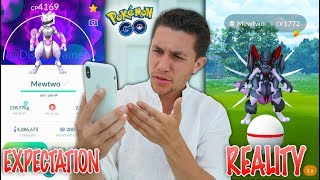 Download WHAT HAPPENED WITH ARMORED MEWTWO in Pokémon GO??? Video