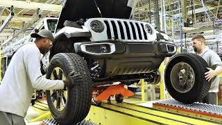 Download 2019 Jeep Wrangler Production Video