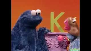 Download Sesame Street Cookie's Letter of the Day K Video