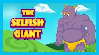 Download THE SELFISH GIANT - KIDS HUT STORIES || BEDTIME STORIES AND FAIRY TALES FOR KIDS - ANIMATED STORIES Video