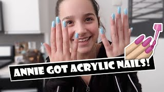 Download Annie Got Acrylic Nails 💅 (WK 374.6) | Bratayley Video