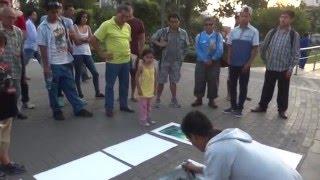 Download NO VAS A CREER LO QUE HACE ESTE JOVEN | Arte en las calles | Video increible 2018 Video