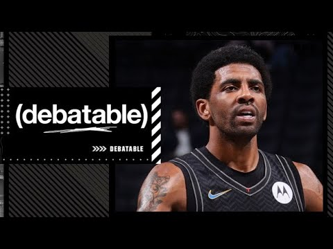 Are the Nets making the right decision by not permitting Kyrie to practice/play games? (debatable)