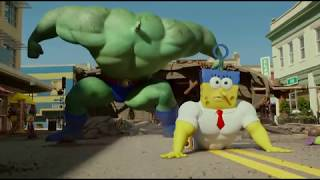 Download Plankton vs. Burger Beard -The SpongeBob Movie: Sponge Out of Water 2015 Video