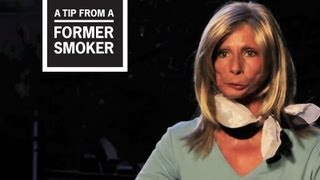 Download CDC: Tips from Former Smokers - Terrie's Story Video