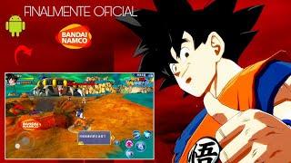Download FINALMENTE OFICIAL!!! NOVO DRAGON BALL MUNDO ABERTO OFICIAL DA BANDAI NAMCO PARA ANDROID Video