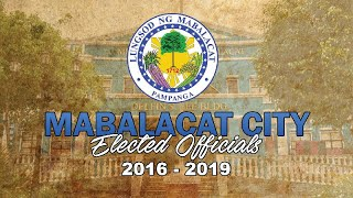 Download Mabalacat City Elected Officials (2016-2019) Video