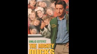 Download Closing To The Mighty Ducks 1993 VHS Video