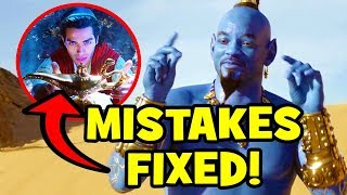 Download 12 Disney Mistakes FIXED In ALADDIN (2019) Video