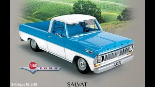 Download Pickup Ford F-100 - Entregas 51 a 55 Video