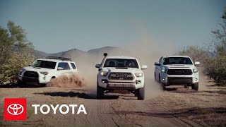 Download Toyota Tacoma: TRD PRO. Back To Baja | Toyota Video