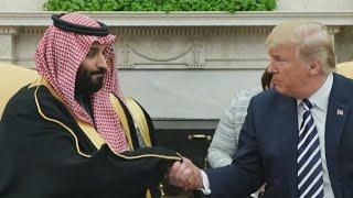 Download Trump: U.S. will stand with Saudi Arabia Video