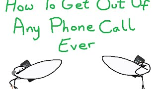 Download Fuck Phone Calls (How To Get Out Of Them) Video