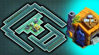 NEW! Town Hall 9 Trophy Base 2019 | TH9 Hybrid and Farming Base