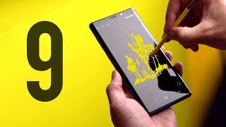 Download The Galaxy Note 9 Surprised Me - Hands on! Video