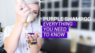 Download Everything You Need To Know About Purple Shampoo Video