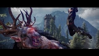 Download The Witcher 3: Wild Hunt - The Sword of Destiny E3 2014 Trailer Video