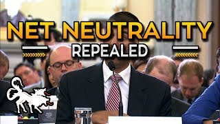 Download The FCC under Ajit Pai have voted to repeal Net Neutrality against the will of the American People Video