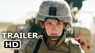 Download MEGAN LEAVEY Official Trailer (2017) Kate Mara, War Dog, Drama Movie HD Video