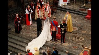 Download The Royal Wedding Ceremony at Westminster Abbey Video