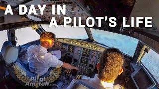 Download A Day In A Pilot's Life   PilotAmireh Episode 3 Video
