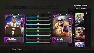 Download Madden 18 Ultimate Team :: So Many New 99 Additions! :: Madden 18 Ultimate Team Video