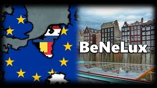 Download Benelux: The European Union of the European Union (Belgium, Netherlands, Luxembourg) Video