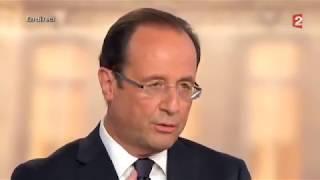Download Hollande : ″Moi président de la République...″ Video