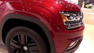 Download 2018 Volkswagen Atlas SEL Pro Premium Features | New Design Exterior Interior | First Impression Video