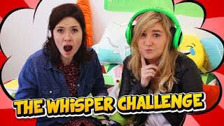 Download Kelly & Carly Vlogs : THE WHISPER CHALLENGE! Video