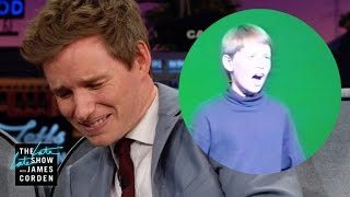 Download Eddie Redmayne Has Always Had Golden Pipes Video