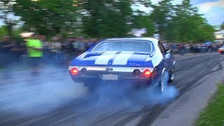 Download The Ultimate MUSCLE CAR BURNOUTS Compilation 2017 Video