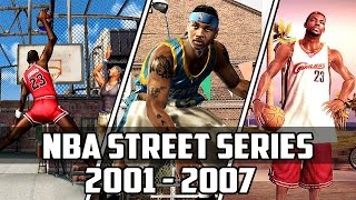 Download History of NBA Street Series - (2001-2007) Video