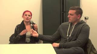 Download Interview with Girl Code/Guy Code Carly Aquilino and Chris Distefano Video