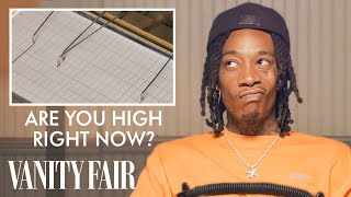 Download Wiz Khalifa Takes a Lie Detector Test | Vanity Fair Video