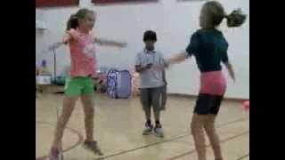 Download Partner Jumping Jacks Fitness Challenge Video