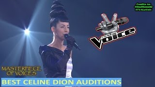 Download BEST CELINE DION AUDITIONS ON THE VOICE [FINAL UPLOAD] Video