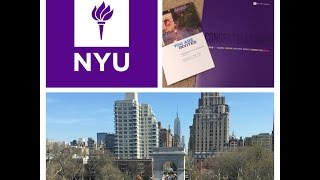 Download HOW I GOT INTO NYU! | MY STORY Video