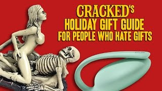 Download Cracked's Holiday Gift Guide For People Who Hate Gifts Video