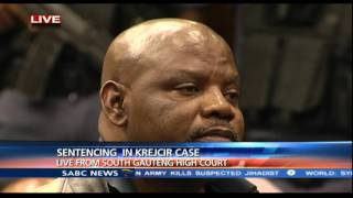 Download Judge Colin Lamont passing sentence in the Krejcir case Video