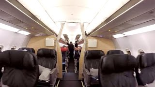 Download Ika to Ist 2017 - Turkish Airlines A321-Tehran to Istanbul-Gopro Hero4-Flight Report Video