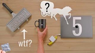 Download 5 Strange Amazon Tech Gadgets Video