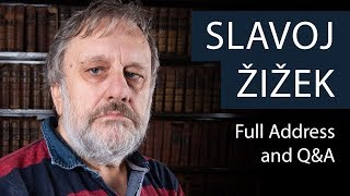 Download Professor Slavoj Žižek | Full Address and Q&A | Oxford Union Video