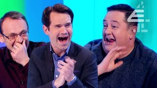 Download ″The Funniest Phrase I've Ever Heard″ - Jimmy Carr | Best of Johnny Vegas | 8 Out of 10 Cats Video