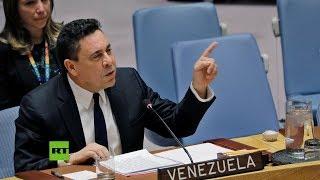 Download Votación de resoluciones antagónicas en el Consejo de Seguridad de la ONU sobre Venezuela Video