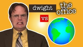 Download Dwight Schrute Vs The World - The Office US Video
