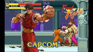 Download Final Fight Arcade Hardest Guy no death playthrough Video