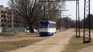 Download Trams of Riga 2018 Video