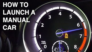 Download How To Launch A Manual Transmission Car Video